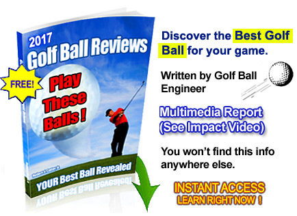 golf ball ratings